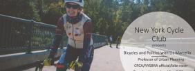 NYCC Webinar: Politics and Bikes with Liz Marcello